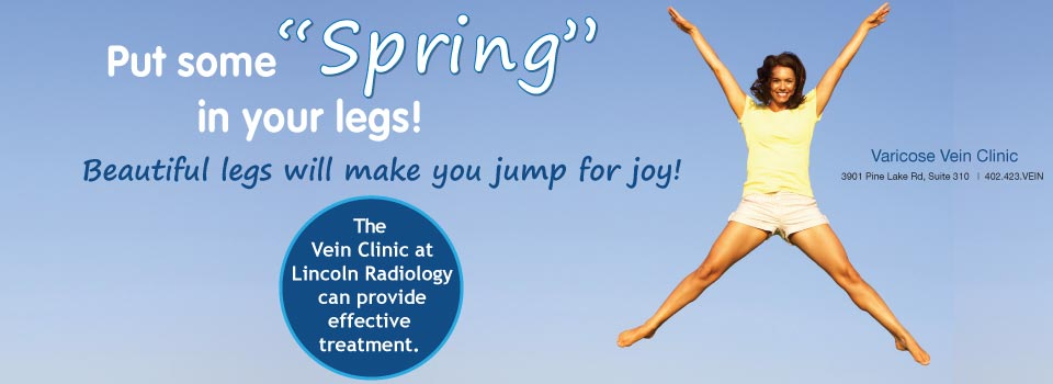 Put some spring in your legs